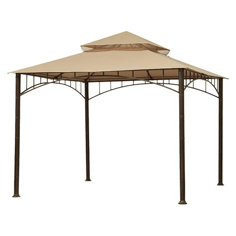 canopy gazebo garden winds replacement canopy for target madaga gazebo