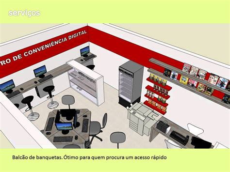 layout de um cyber cafe novo layout para as lan houses youtube