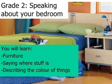 describe your bedroom describing your bedroom in chinese