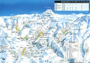 plans de la station queyras station de ski hautes alpes