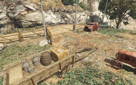 mod game farm village old farm village gta5 mods com