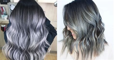 charcoal hair color 9 pictures of charcoal hair that might make you want to