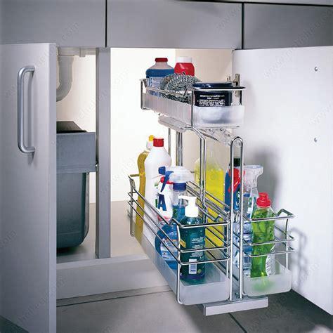 Sliding Baskets For Kitchen Cabinets Removable Sliding Basket Richelieu Hardware