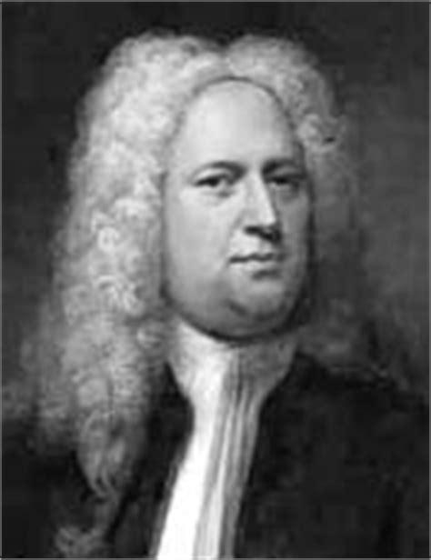 Tabellarischer Lebenslauf Georg Friedrich Handel 100 Greatest Classical Works