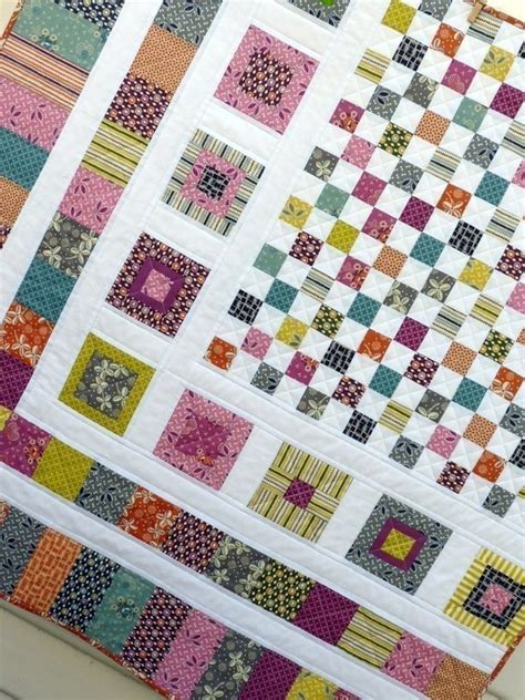 english pdf pattern building houses from scraps quilt bricks and stones quilt pattern pdf file a red pepper quilts