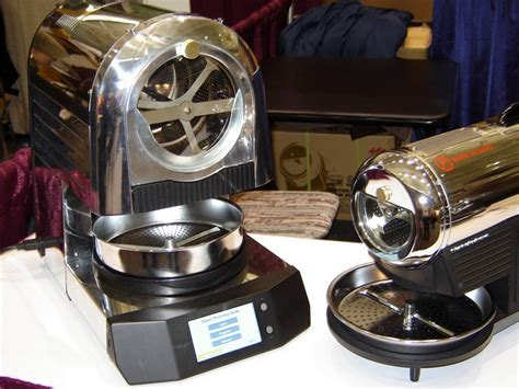 Hottop Coffee Roasting product review hottop 1kg coffee roaster launching late 2014