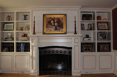 Semi Custom Bookcases Peacefields Cabinetry Services