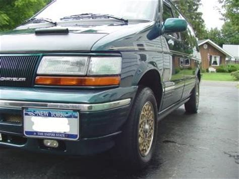 how to sell used cars 1995 chrysler town country lane departure warning tubbco 1995 chrysler town country specs photos modification info at cardomain