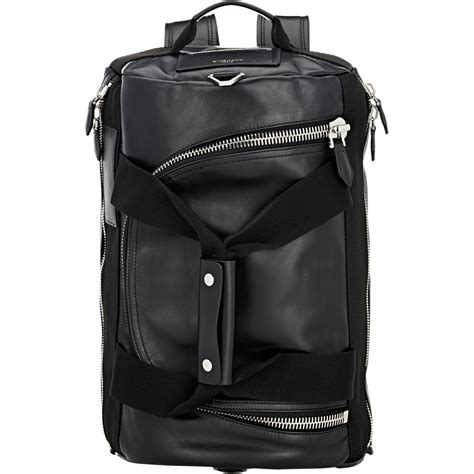 Givenchy Bag 17 givenchy 17 convertible bag backpack in black for lyst