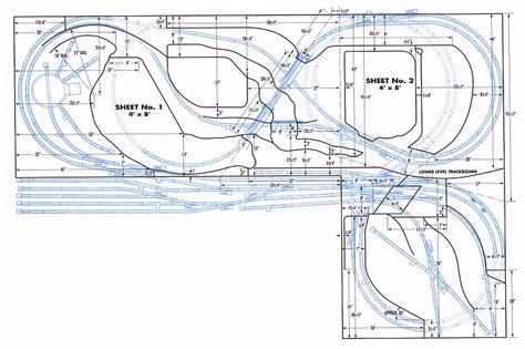 free ho layout design software ho scale model railroad track plans