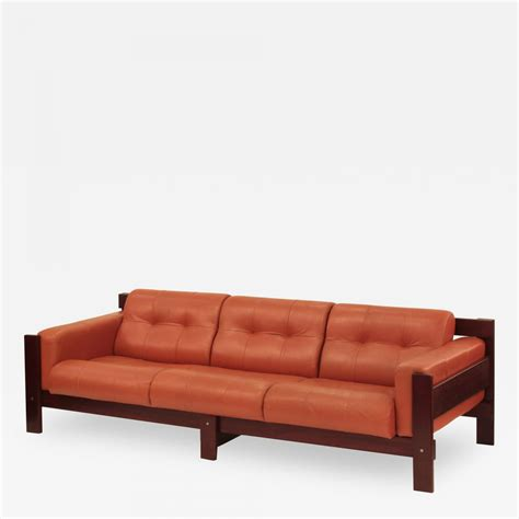 percival lafer sofa percival lafer sofa with glove leather upholstery by