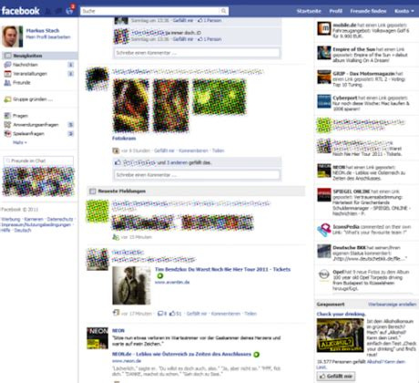 home design story facebook facebook testing homepage with separate news feed