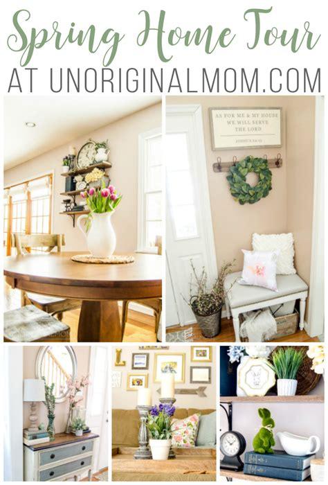 2017 spring home tour the diy mommy spring home tour unoriginal mom