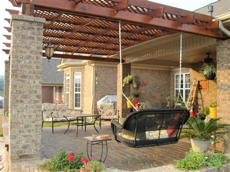 Attached Pergolas by Pinterest Discover And Save Creative Ideas