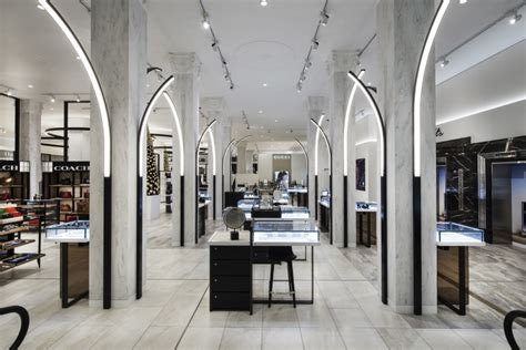 designer lighting stores melbourne david jones flagship store by dalziel pow melbourne