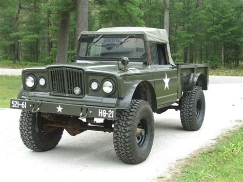 kaiser willys jeep kaiser m 715 based on jeep gladiator pickup one of my
