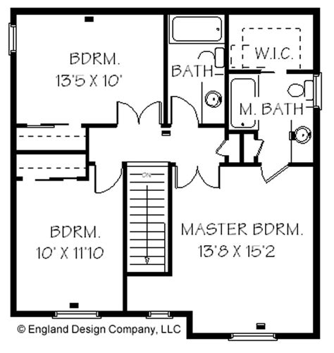 simple two story house floor plans house plans pinterest regarding simple 2 story house plans smalltowndjs com