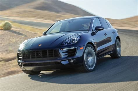 2015 porsche macan s white used 2015 porsche macan suv pricing for sale edmunds