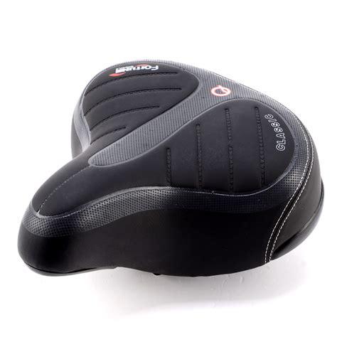 comfort bicycle seats wide big bum bicycle cycling road bike mountain bike seat