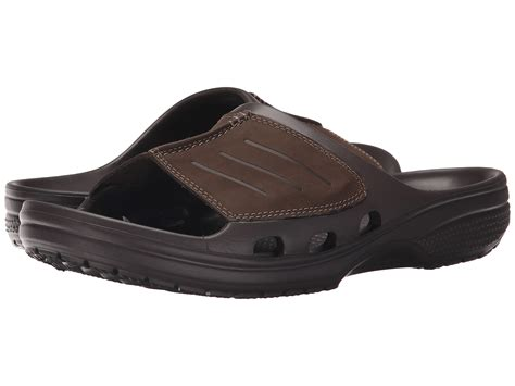 Crocs Yukon Slide crocs yukon mesa slide at zappos