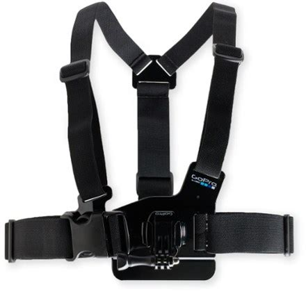 Chest Harness Mount For Gopro gopro chest mount harness at rei