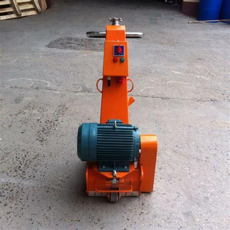 Hp On Floor Plan js250 10 hp concrete surface floor planer scarifier machine
