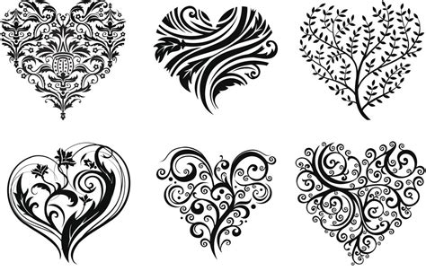 beautiful heart tattoo designs beautiful wedding band tattoos to immortalize your vows