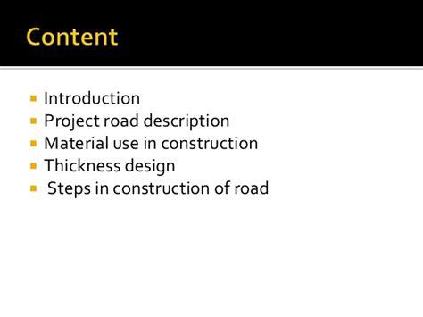 pavement design engineer job description design and construction of highway flexible pavement