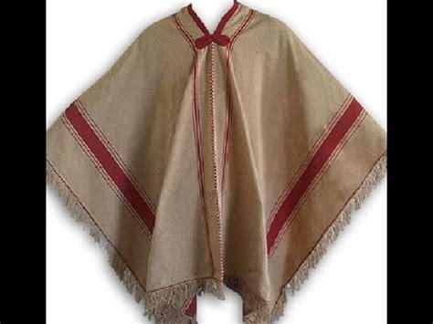 Molde Poncho De Carnavalito De Fiselina | diy 3 ponchos sarapes sin costuras para este invierno