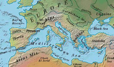 on the the mediterranean and the atlantic from prehistory to ad 1500 books mediterranean region