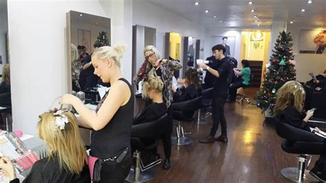 hairdressing salon colour my hair salon battersea clapham south