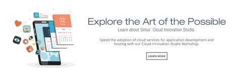 020 Leverage Your Unique Advantage - custom cloud applications sirius computer solutions