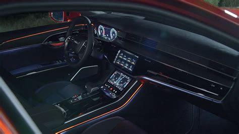 Audi A8 Innenausstattung by 2018 Audi A8 Interior