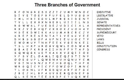 Goverment Search Government Terms Wordsearch Government In The World Today