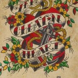 yer cheat n heart tattoo yer n gardena ca united states