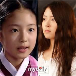 film drama korea janggem quot dae jang geum quot child lee se yeong is now a grown woman