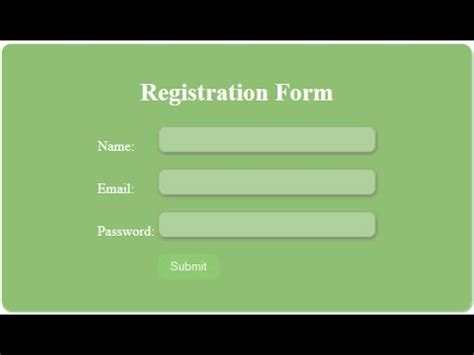 tutorial php login registration php pdo tutorials php registration and login form using