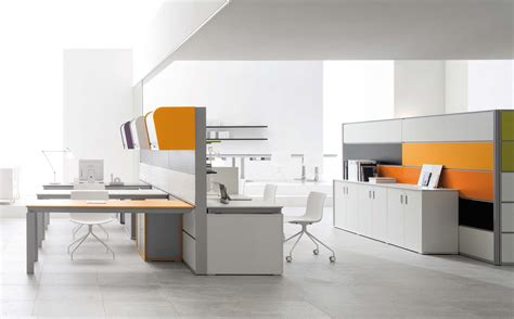 Modern Desk Office High End Modern Office Furniture Decobizz