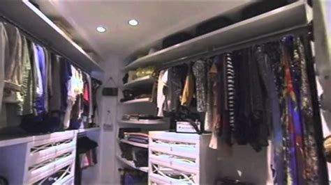 Kris Jenner Home Decor by The Jenner Kardashian Closets Youtube
