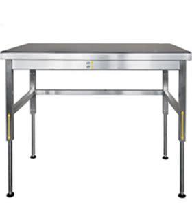 Cuisine Avec Bar 4406 by Table Inox Hauteur Reglable