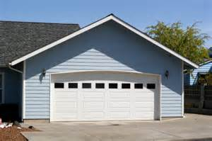 cost of 2 car garage door cost to build an attached garage estimates and prices at