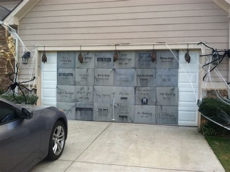 187 place garage doors what to do with your
