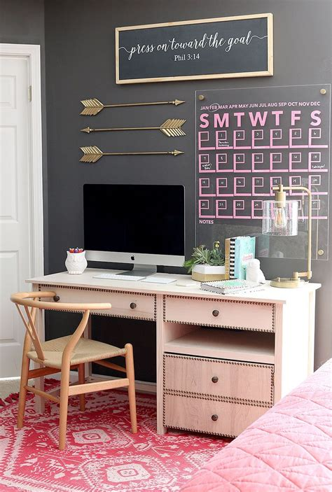 Diy Study Desk 25 Best Ideas About Study Tables On Pinterest Ikea Study Table Study Table Ideas And