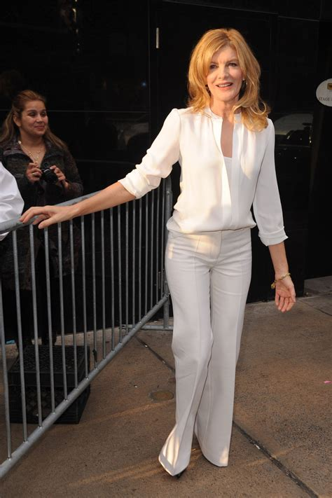 rene russo 2014 rene russo arriving to appear on good morning america in