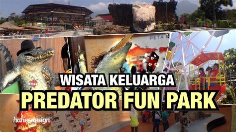 Make Up Gester Malang predator park wisata keluarga baru di kota