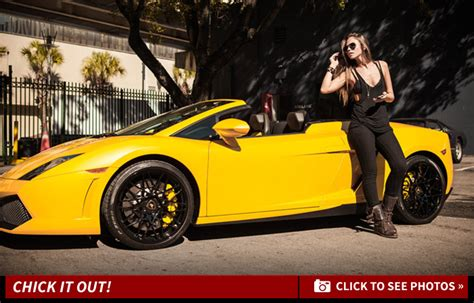 Justin Lamborghini Justin Bieber S Lamborghini Sluttiest Car In The