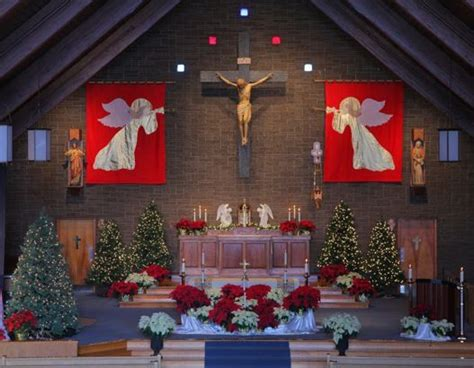 christmas decorating ideas for church sanctuary 1 wall decal