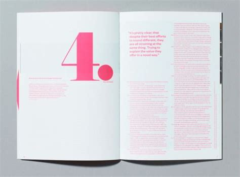 graphic design books for layout layout with pink type layout pinterest typography