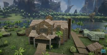 Ark House Designs Ark Survival Evolved Ps4 Base Design Ideas Everything Playstation Evolve Ps4