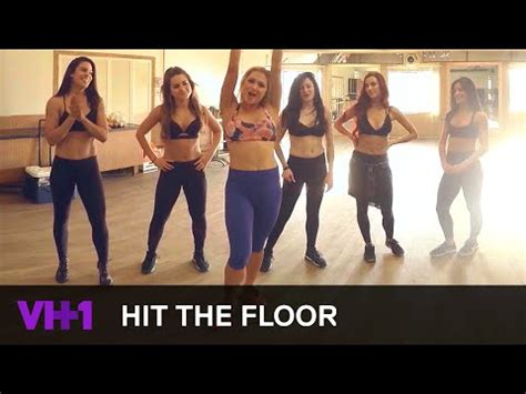 Hit The Floor Aerosol Can Dance - bailess videolike